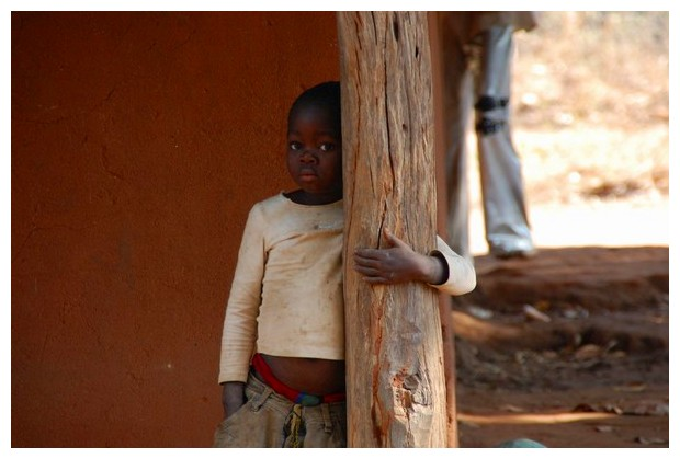Boy, a village in Alua district, Nampula Province, Mozmabique