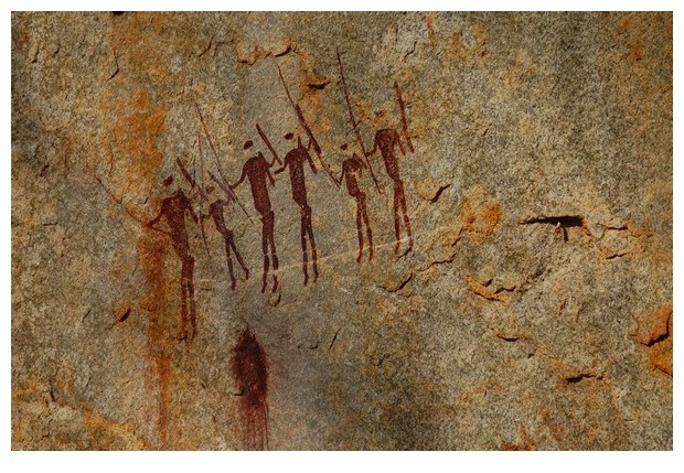 Mbuya Aghonda and prehistoric rock art of Chinhampere in Manica province of Mozambique