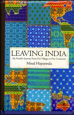 Leaving India by Minal Hazratwala