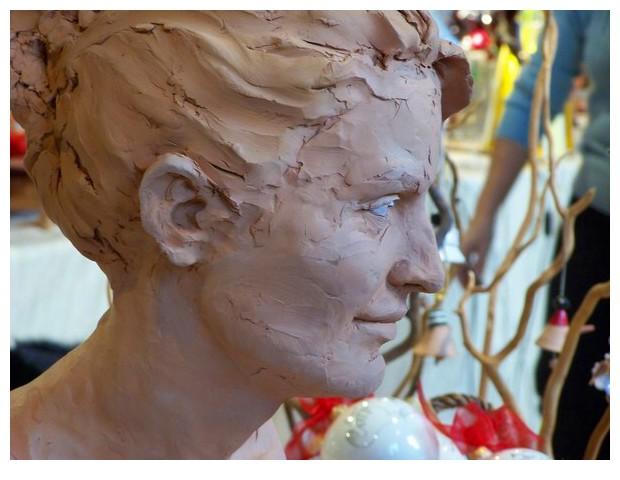 art & sculpture exhibition in Bologna