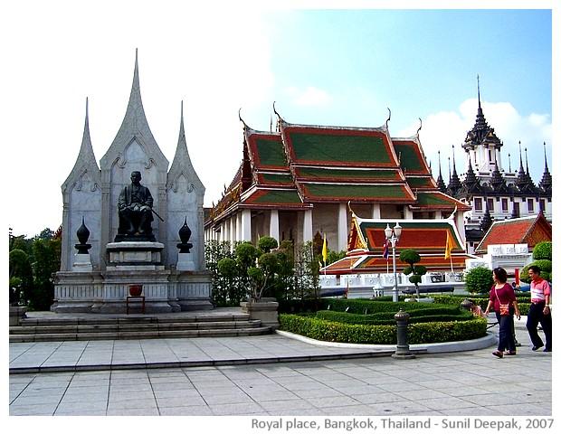 Royal Palace, Bangkok, Thailand - images by Sunil Deepak