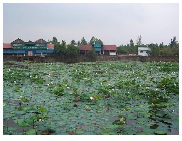 Old american base, Da Nang Vietnam