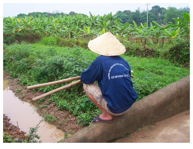 Labourers, Phu Tho Province, Vietnam
