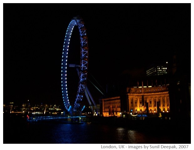 Central London, UK - images by Sunil Deepak