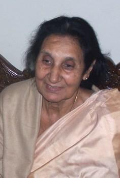 Mrs. Kamala Deepak
