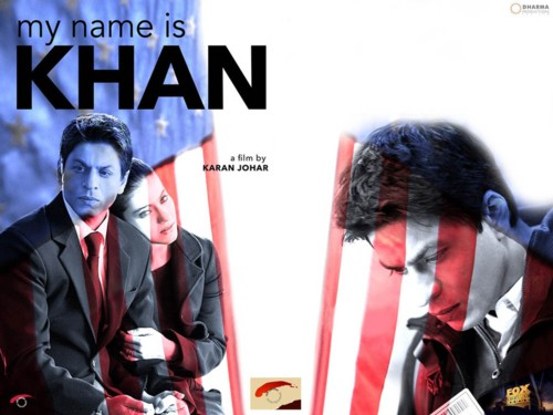 Poster of My Name is Khan