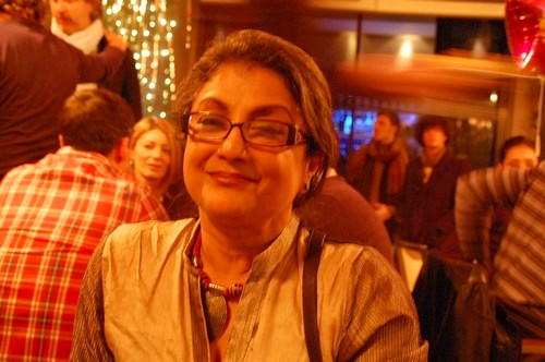 Aparna Sen, Florence Italy, December 2010