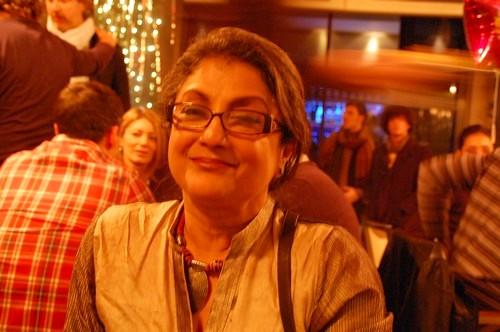 Aparna Sen, Florence Italy, December 2010