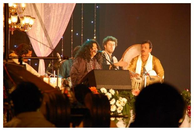 Sufi singer from Pakistan, Abida Parveen