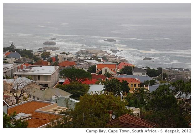 Winter sea in cape town - S. Deepak, 2012