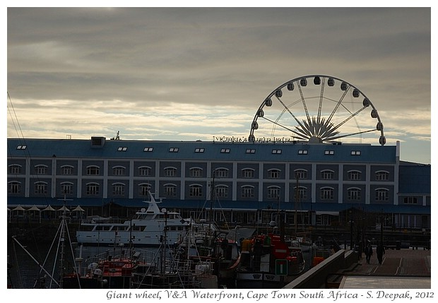 V&A Waterfront, Capetown - S. Deepak, 2012
