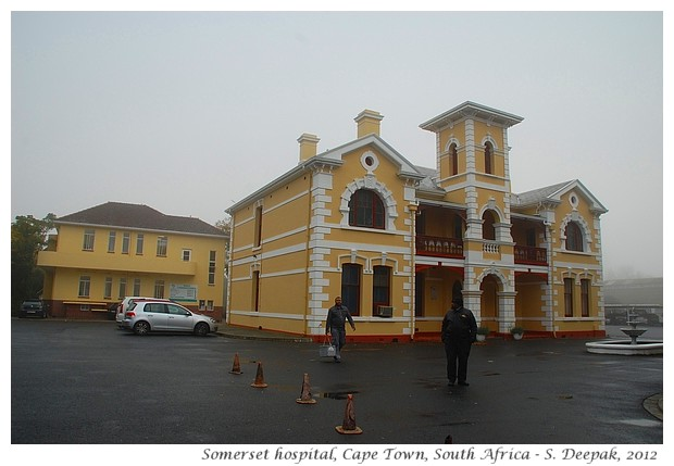 Old Somerset hospital, Cape Town South Africa - S. Deepak, 2012