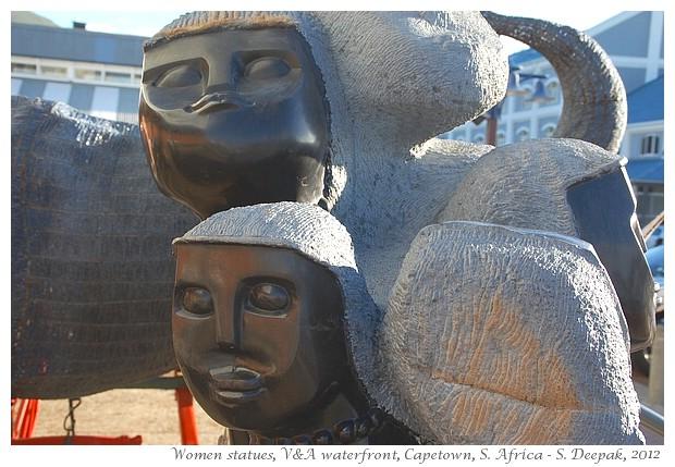 States of women, Capetown South Africa - S. Deepak, 2012