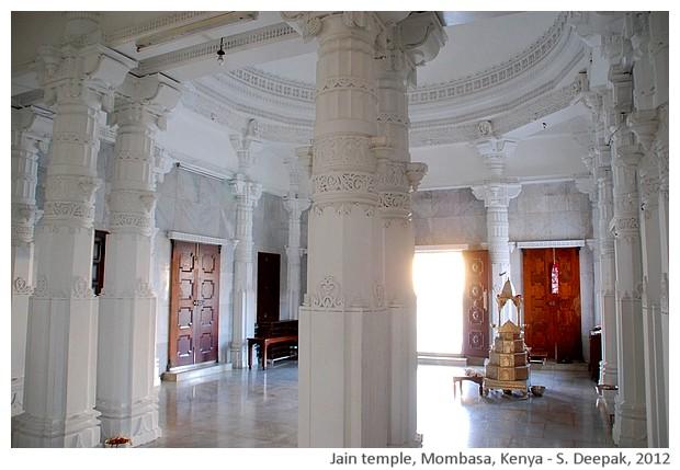 Jain temple in Monbasa, Kenya - S. Deepak, 2012