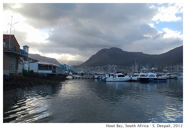 Clouds in Hout Bay, S. Africa - S. Deepak, 2012