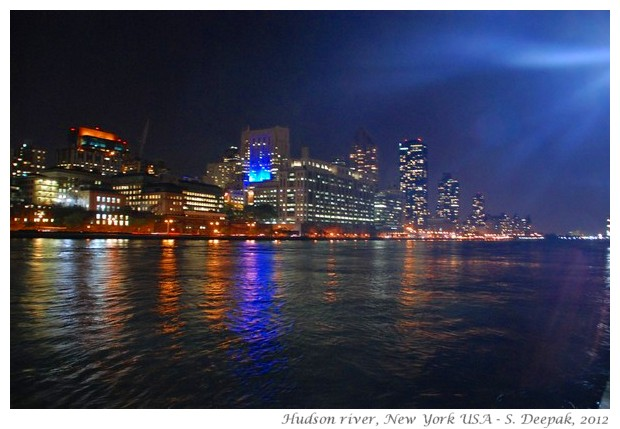 Hudson river New York - S. Deepak, 2012