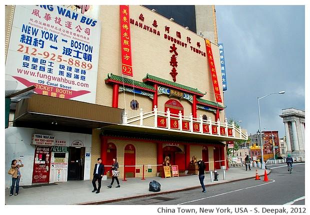 China town, New York, USA -S. Deepak, 2012