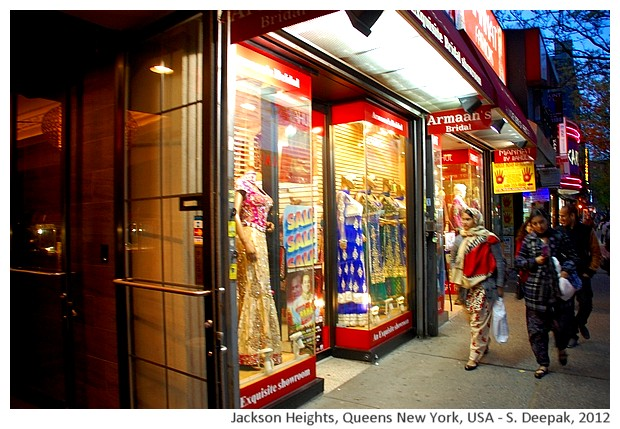 Jackson Heights, Queens, NY USA - S. Deepak, 2012