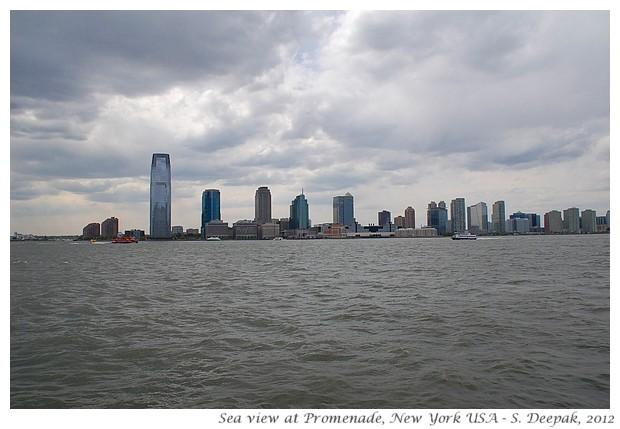 Promenade, New York - S. Deepak, 2012