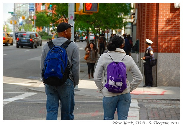 Looking for purple, New York USA - S. Deepak, 2012