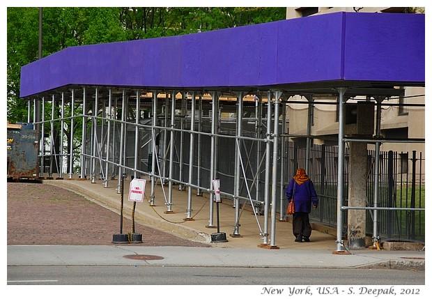 Looking for purple, New York USA - S. Deepak, 2012