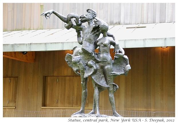 Sculptures, New York USA - S. Deepak, 2012