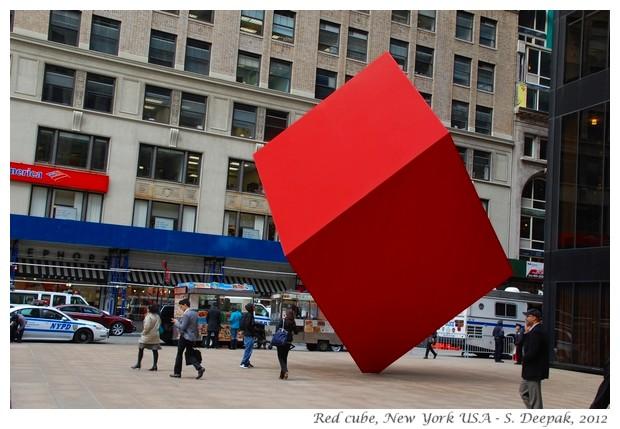 Art in New york, USA - S. Deepak, 2012