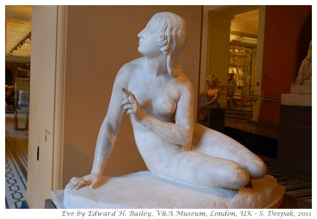 Eve, Edward H. Bailey - S. Deepak, 2011