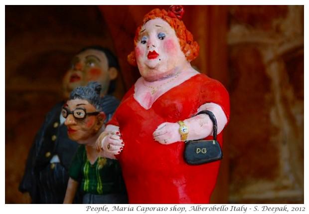 Art in Alberobello, Italy - S. Deepak, 2012