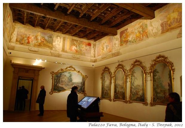 Fava Palace, Bologna, Italy - S. Deepak, 2012