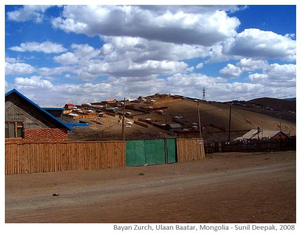 Bayanzurch, Ulaan Baatar, Mongolia - images by Sunil Deepak, 2008
