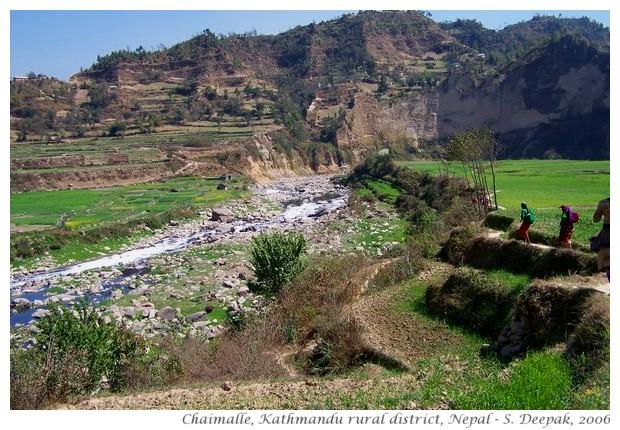 Chaimalle valley, Kathmandu, Nepal - S. Deepak, 2006