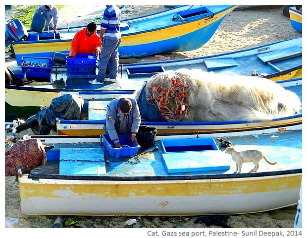 El Mina, Gaza sea port