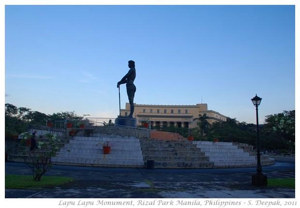 Lapu Lapu monument, Manila, Philippines - S. Deepak, 2011