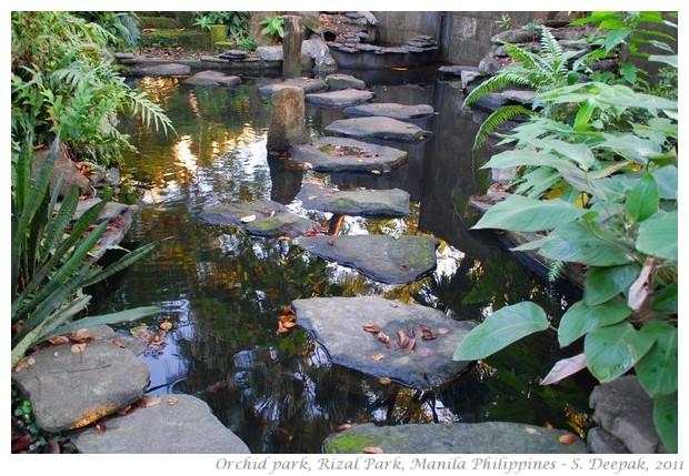Orchid garden, Rizal Park, Manila - S. Deepak, 2011