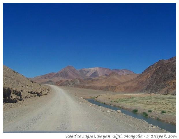 Bayan Ulgii, Mongolia - S. Deepak, 2008
