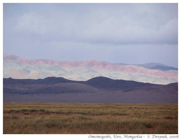 Omonogobi, Mongolia - S. Deepak, 2008