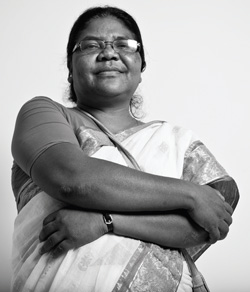Dayamani Barla, rights of indigenous people in India