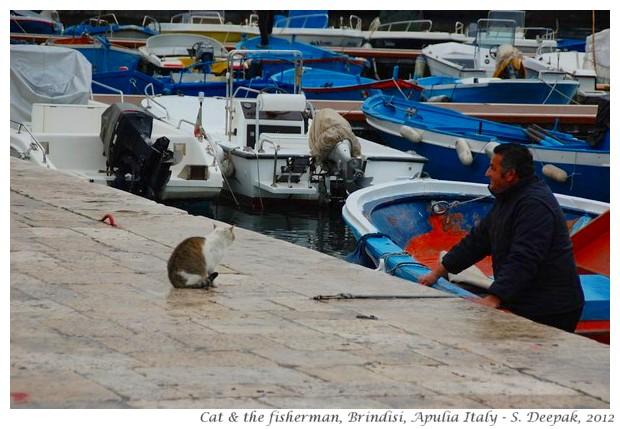 Brindisi, Apulia region Italy