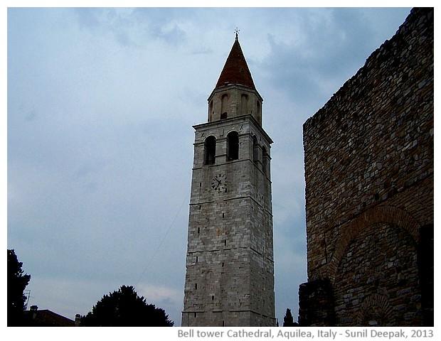 Aquileia and Grado - images by Sunil Deepak, 2013