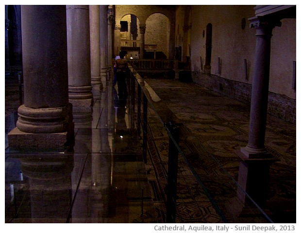 Aquileia and Grado - images by Sunil Deepak, 2013