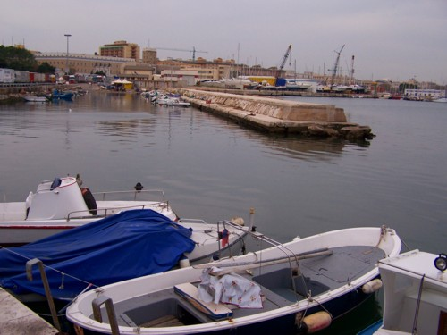 Port of Bari, 2008