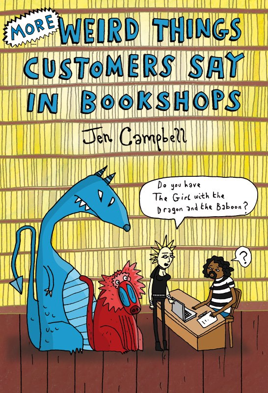 Jen Campbell's book cover