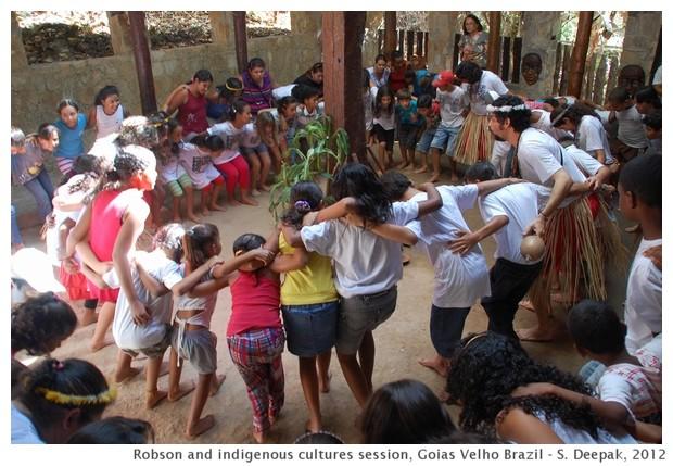 Vila Esperança, Indigenous culture festival, Brazil