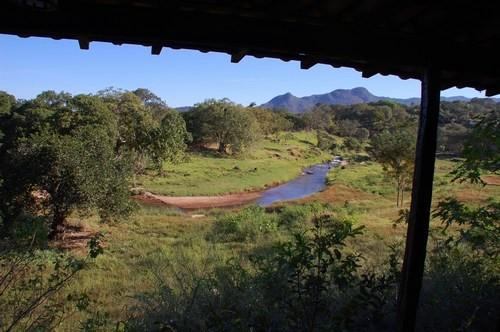 Vila Esperança school view, Goias Velho, Brazil, Images by Sunil Deepak