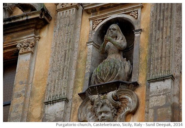 Castelvetrano, Sicily, Italy - images by Sunil Deepak, 2014