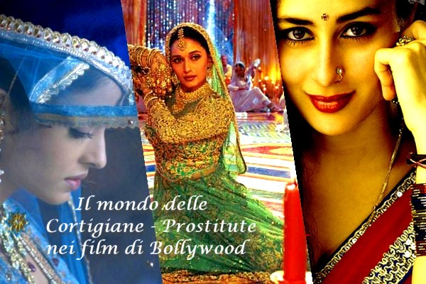 Bollywood Cortigiane e prostitute
