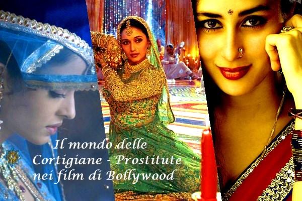 Bollywood Cortigiane e prostitute