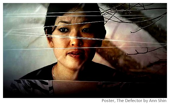 The defector, documentary film by Ann Shin