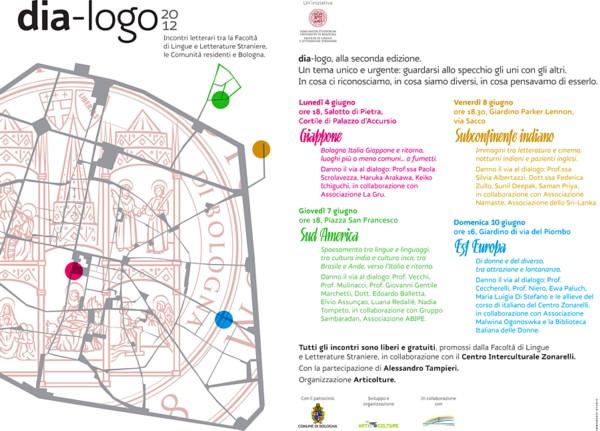 Locandina Dialogo 2012